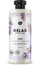 Life RELAX מרכך לשיער רגיל