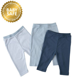 Life BABYS מכנסיים כחולים 3-6 חודשים