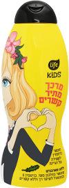Life KIDS מרכך מתיר קשרים מועשר ברוזמרין