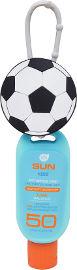 Life SUN KIDS תחליב פנים לעור רגיש להגנה גבוהה SPF50 TO GO כדורגל