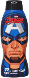 Life KIDS קפטן אמריקה אל סבון ריחני
