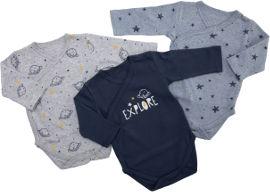 Life BABY'S בגדי גוף חלל