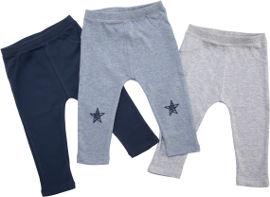 Life BABY'S מכנסיים כחול כוכב