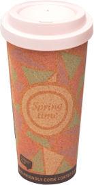 סאנדיי כוס שומרת חום וקור - ורוד