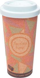 סאנדיי כוס שומרת חום וקור - תכלת