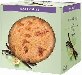 BALLOONS ספוג סבון