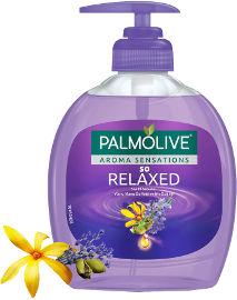 פלמוליב סבון ידיים מועשר בתמציות לבנדר