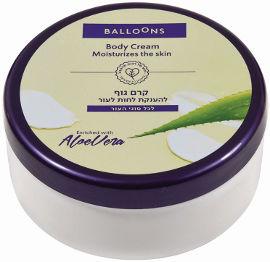 BALLOONS קרם גוף לכל סוגי העור - אלוורה