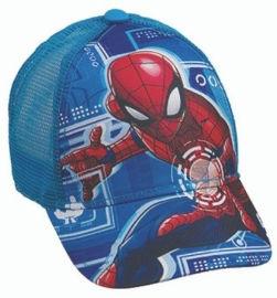 Anonima כובע קיץ ספיידרמן תכלת