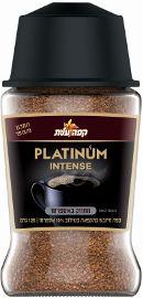 קפה עלית פלטינום אינטנס מיובש בהקפאה בשילוב 10%אספרסו כשר לפסח