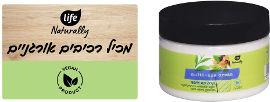 לייף קרם רב שימושי מועשר בתמציות תה ירוק ומנטה בתוספת חמאת שיאה