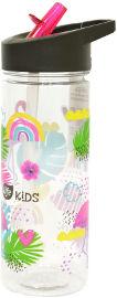 לייף KIDS בקבוק טריטן - עיצובי פלמינגו
