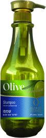 Olive שמפו לשיער יבש ופגום מועשר בשמן זית