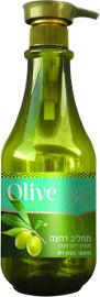 Olive תחליב רחצה מועשר בשמן זית