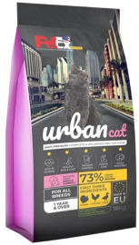 PETEX Petex Urban cat אוכל לחתולים