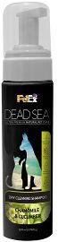 PETEX פטקס שמפו מוס ים המלח ללא שטיפה