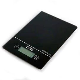 הום סט משקל דיגיטלי למטבח זכוכית שחור