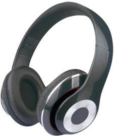 Gplus אוזניות ראש+מיקרופון מתקפלות