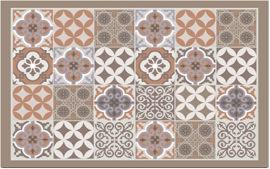 MyHoMy שטיח אמבטיה -אקלקטי מוקה
