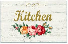 MyHoMy שטיח מטבח - מטבח רומנטי