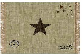 MyHoMy 'שטיח אמבטיה - כוכב בז