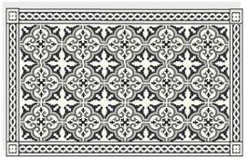MyHoMy שטיח  אמבטיה - גוליה אפור