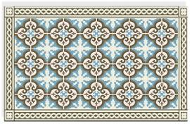 MyHoMy שטיח אמבטיה - גוליה טורקיז