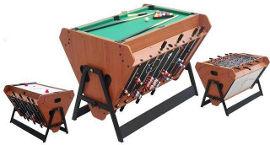 K-Sport שולחן משחק משולב 3 משחקים MULTI GAME