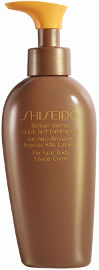SHISEIDO BRILLANT BRONZE ג'ל לשיזוף עצמי