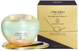 SHISEIDO FUTURE SOLUTION LX קרם  אולטימטיבי לחידוש העור