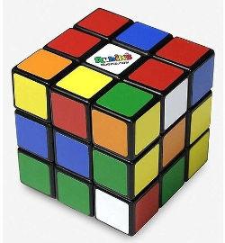 Rubik's קובייה הונגרית באריזה חדשה 3X3