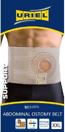 אוריאל 11STO L חגורת בטן colostomy