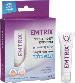אמטריקס לטיפול בפטרת ציפורניים