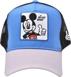 לייף כובע מצחיה - מיקי מאוס כחול