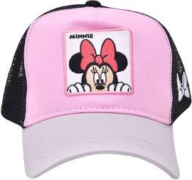 לייף כובע מצחיה - מיני מאוס ורוד