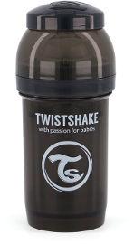 "TWISTSHAKE בקבוק לתינוק 180 מ""ל שחור"