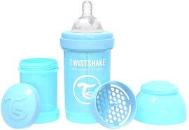 """TWISTSHAKE בקבוק לתינוק 180 מ""""ל כחול פסטל"""