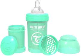 TWISTSHAKE בקבוק לתינוק ירוק פסטל