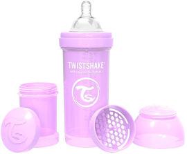 TWISTSHAKE בקבוק לתינוק סגול פסטל
