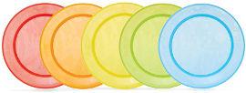 Munchkin סט צלחות האכלה צבעוניות  39001