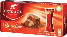 קוטדור קוטדור בושה שוקולד חלב ממולא