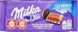 מילקה מילקה שוקולד אוראו 100 גרם
