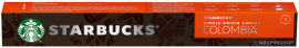 STARBUCKS קפסולות קפה קולומביה 7