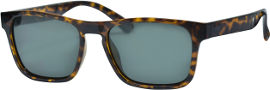 INVU משקפיים משקפי שמש פולארויד דגם S B2736 B  מידה 54