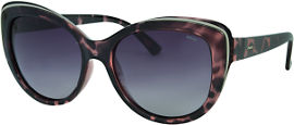 INVU משקפיים משקפי שמש פולארויד דגם B2813C מידה 54