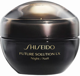SHISEIDO FUTURE SOLOTION LX קרם לילה