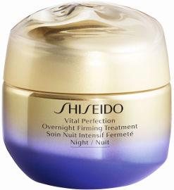 SHISEIDO VITAL PERFECTION קרם מיצוק טיפולי לשעות הלילה