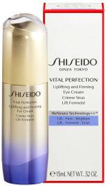 SHISEIDO VITAL PERFECTION קרם עיניים למיצוק ומתיחה