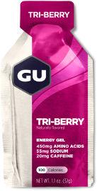 GU ג'ל אנרגיה תותי יער