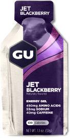 GU ג'ל אנרגיה פטל שחור